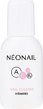 Düfte, Parfümerie und Kosmetik Nagelentfetter mit Vitaminen, Retinol und Kalzium - NeoNail Professional Nail Cleaner Vitamins