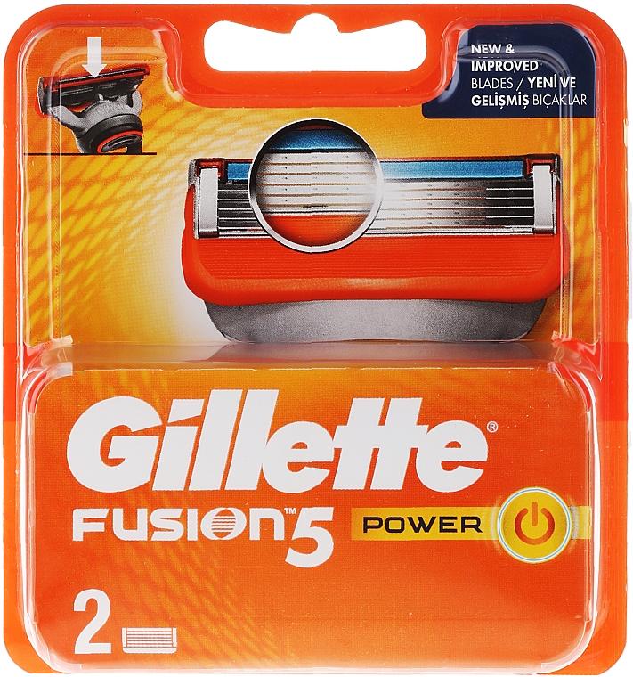 Gillette Fusion ProGlide Ersatzklingen - Gillette Fusion Power