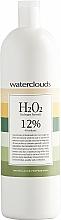 Düfte, Parfümerie und Kosmetik Entwicklerlotion 12% - Waterclouds H2O2 Vol 40