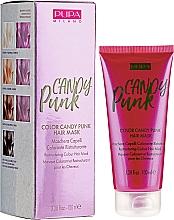 Düfte, Parfümerie und Kosmetik Cremige Haarmaske und -farbe - Pupa Candy Punk Color Candy Punk Hair Mask