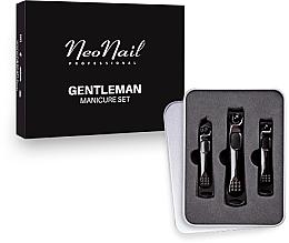 Düfte, Parfümerie und Kosmetik Maniküre-Set für Männer - NeoNail Professional Gentleman Manicure Set