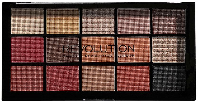 Lidschatten-Palette - Makeup Revolution Iconic Vitality Re-Loaded Palette