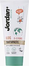 Düfte, Parfümerie und Kosmetik Kinderzahnpasta 0-5 Jahre mit Fruchtgeschmack - Jordan Green Clean Kids