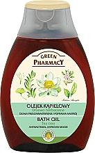 Düfte, Parfümerie und Kosmetik Badeöl mit Extrakt aus Teebaum - Green Pharmacy Tea Tree Bath Oil