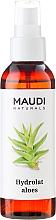 Düfte, Parfümerie und Kosmetik Hydrolat mit Aloe Vera - Maudi