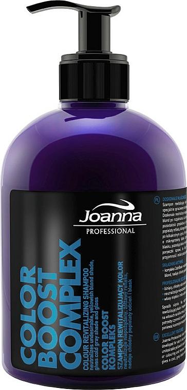 Regenerierendes Shampoo für gefärbtes Haar - Joanna Professional Color Revitalizing Shampoo