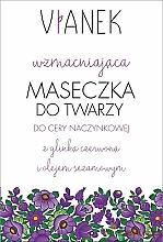 Düfte, Parfümerie und Kosmetik Pflegende Gesichtsmaske - Vianek