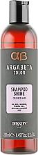 Düfte, Parfümerie und Kosmetik Pflegendes Shampoo für gefärbtes Haar - Dikson Argabeta Shine Shampoo
