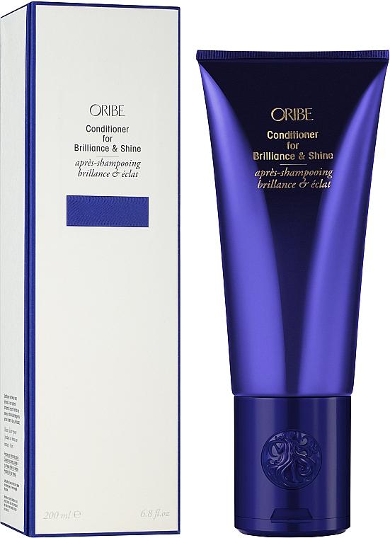 Feuchtigkeitsspendende Haarspülung für mehr Glanz - Oribe Conditioner For Brilliance & Shine