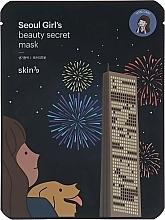 Düfte, Parfümerie und Kosmetik Revitalisierende Tuchmaske - Skin79 Seoul Girl's Beauty Secret Mask Vital Care