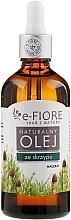 Düfte, Parfümerie und Kosmetik Natürliches Schachtelhalmöl - E-Flore Natural Horsetail Macerate Sunflower Oil