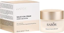 Düfte, Parfümerie und Kosmetik 24h Intensivpflege zur Regeneration der Haut - Babor Selection Cream