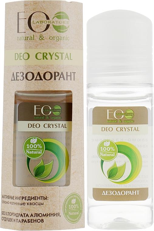 Natürliches Deospray - ECO Laboratorie Deo Crystal
