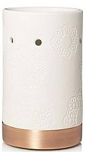 Düfte, Parfümerie und Kosmetik Duftkerze - Yankee Candle Floral Ceramic