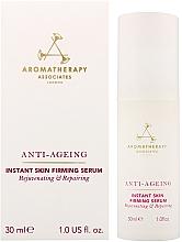 Düfte, Parfümerie und Kosmetik Straffendes Anti-Aging Gesichtsserum - Aromatherapy Anti-Ageing Instant Skin Firming Serum
