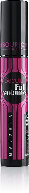 Mascara für volle und voluminöse Wimpern - Bourjois Beauty Full Volume Mascara — Bild N1