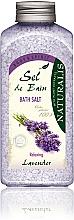 Düfte, Parfümerie und Kosmetik Entspannendes Badesalz mit Lavendel - Naturalis Sel de Bain Lavender Bath Salt