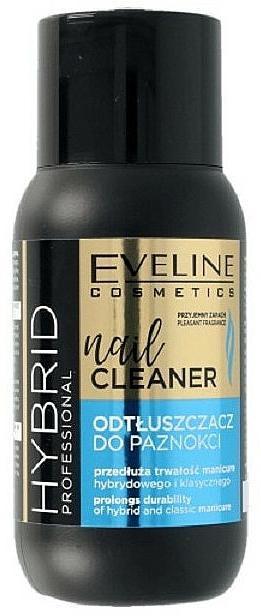 2in1 Gel-Reiniger & Nagelentfeuchter - Eveline Cosmetics Hybrid Professional Nail Cleaner