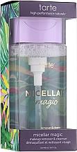Düfte, Parfümerie und Kosmetik Reinigendes Mizellenwasser zum Make-up-Entfernen - Tarte Cosmetics Micellar Magic Makeup Remover & Cleanser