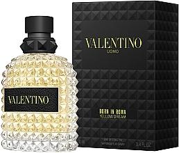 Düfte, Parfümerie und Kosmetik Valentino Born In Roma Uomo Yellow Dream - Eau de Toilette