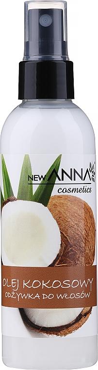 Leave-in Haarspülung mit Kokosnuss - New Anna Cosmetics — Bild N1