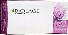 Düfte, Parfümerie und Kosmetik Stemoxydine Kopfhaut-Pflege in Ampullen - Biolage Full Density Thickening Hair System