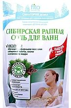 Düfte, Parfümerie und Kosmetik Sibirische Badesalze mit Wacholder - Fito Kosmetik