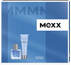 Düfte, Parfümerie und Kosmetik Mexx Man - Duftset (Eau de Toilette 30ml + Duschgel 50ml)