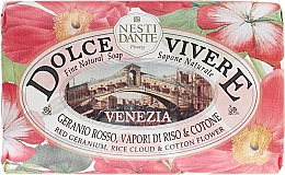 Düfte, Parfümerie und Kosmetik Naturseife Venezia - Nesti Dante Natural Soap Dolce Vivere Collection