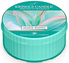 Düfte, Parfümerie und Kosmetik Duftkerze Agave Pastel - Kringle Candle Agave Pastel