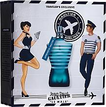 Düfte, Parfümerie und Kosmetik Jean Paul Gaultier Le Male - Duftset (Eau de Toilette 2x40ml)