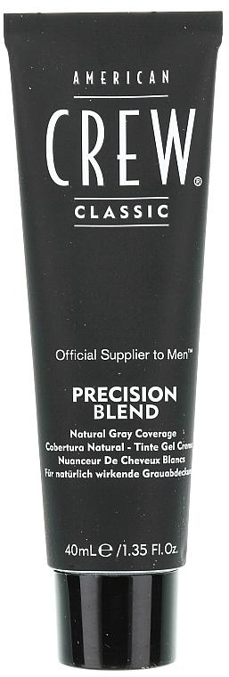 Anti-Grau Haartönung - American Crew Precision Blend Dark