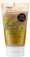 Düfte, Parfümerie und Kosmetik Erfrischendes Gel-Peeling für das Gesich mit Zitronenöl - Tolpa Green Oils