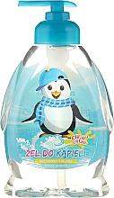 Düfte, Parfümerie und Kosmetik Bade- und Duschgel für Kinder mit Melonenduft - Chlapu Chlap Bath & Shower Gel