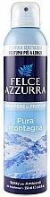 Düfte, Parfümerie und Kosmetik Duftendes Raumerfrischer-Spray Reines Gebirge - Felce Azzurra Pura Montagna Spray