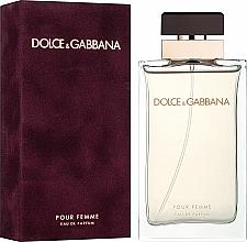 Dolce & Gabbana Pour Femme - Eau de Parfum — Bild N2