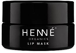 Düfte, Parfümerie und Kosmetik Lippenmaske - Henne Organics Lip Mask