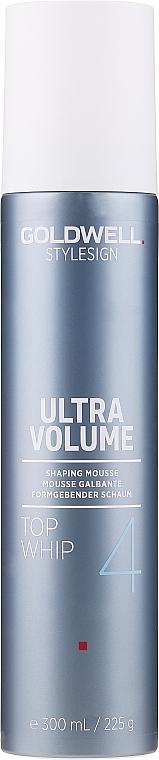 Haarschaum für mehr Volumen Ultra starker Halt - Goldwell Style Sign Top Whip