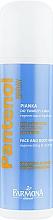Düfte, Parfümerie und Kosmetik Regenerierender und beruhigender Gesichts- und Körperschaum mit Panthenol - Farmona Panthenol Face and Body Foam in Spray Sunburns