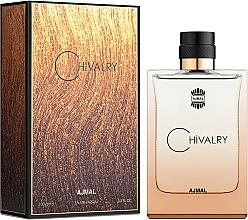 Düfte, Parfümerie und Kosmetik Ajmal Chivalry - Eau de Parfum