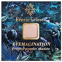 Düfte, Parfümerie und Kosmetik Gepresster Lidschatten - Feerie Celeste Pressed Powder Shadow