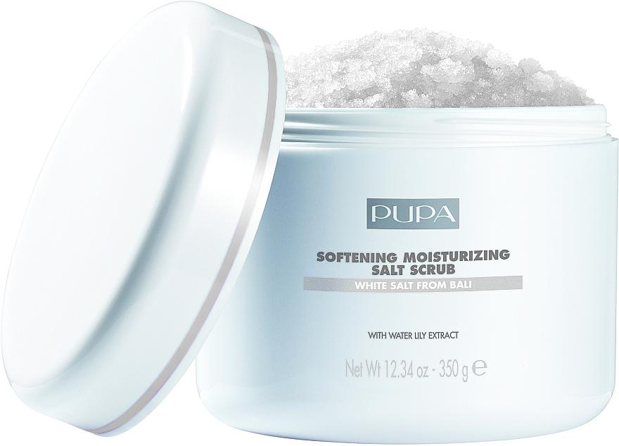 Feuchtigkeitsspendender Körperscrub mit Meersalz - Pupa Home Spa Reshaping Salt Scrub