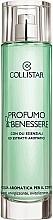 Düfte, Parfümerie und Kosmetik Körperwasser mit ätherischen Ölen und aromatischen Extrakten - Collistar Speciale Benessere Profumo di Benessere
