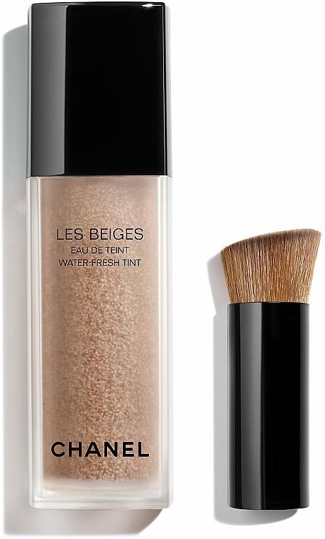 Grundierung mit Mikrokapsel-Pigmenten - Chanel Les Beiges Eau De Teint