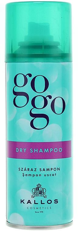 Trockenes Shampoo - Kallos Cosmetics Gogo Dry Shampoo