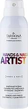 Düfte, Parfümerie und Kosmetik Enzymatisches Hand- und Nagelschaum - Farmona Professional Hands and Nails Artist Enzymatic Foam Peeling