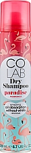 Düfte, Parfümerie und Kosmetik Trockenshampoo mit Kokosgeschmack - Colab Paradise Dry Shampoo