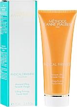Düfte, Parfümerie und Kosmetik Pflegende Gesichtsmaske - Methode Jeanne Piaubert Radical Firmness Lifting-Firming Facial Mask