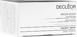 Düfte, Parfümerie und Kosmetik Körperkonzentrat mit ätherischen Ölen - Decleor Aroma Blend Body Concentrate Refine