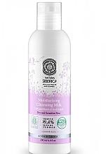Düfte, Parfümerie und Kosmetik Reinigungsmilch für trockene und empfindliche Haut - Natura Siberica Moisturizing Cleansing Milk